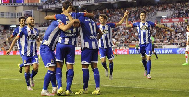 Dónde ver el partido de fútbol Deportivo Málaga 15 abril