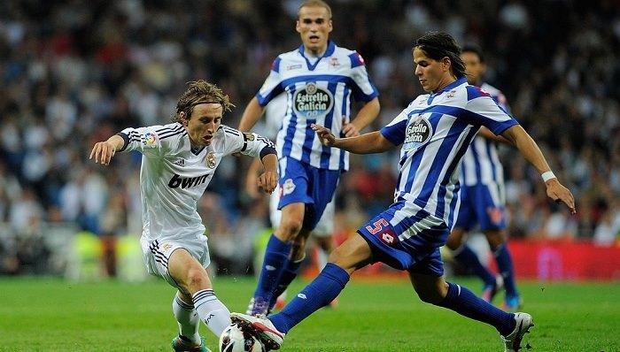 Dónde ver el partido de fútbol Deportivo Real Madrid 26 abril