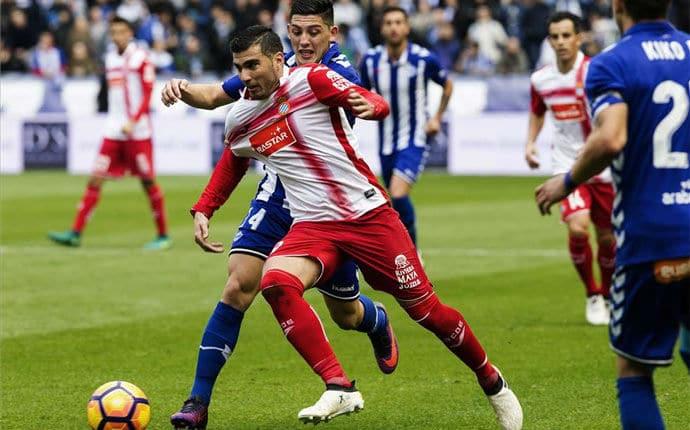 Dónde ver el partido de fútbol Espanyol Alavés 8 abril