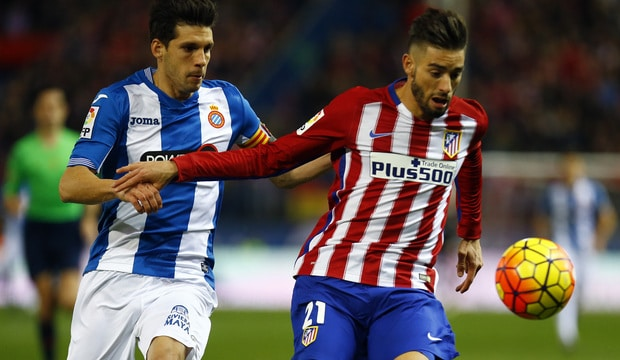 Dónde ver el partido de fútbol Espanyol Atlético 22 abril