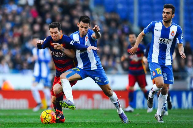 Dónde ver el partido de fútbol Espanyol Barcelona 29 abril