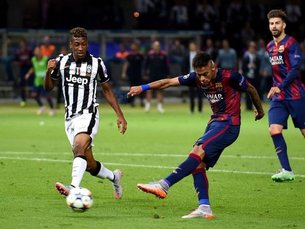 Dónde ver el partido de fútbol Juventus Barcelona 11 abril