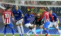 Dónde ver el partido de fútbol Leicester Atlético 18 abril