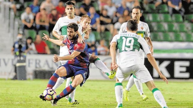 Dónde ver el partido de fútbol Levante Reus 16 abril