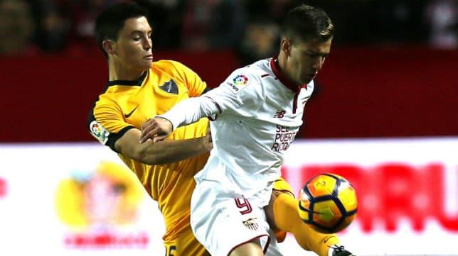 Dónde ver el partido de fútbol Málaga Sevilla 1 mayo