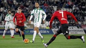 Dónde ver el partido de fútbol Mallorca Córdoba 23 abril