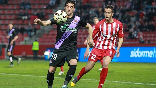 Dónde ver el partido de fútbol Numancia Girona 9 abril