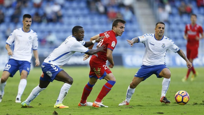 Dónde ver el partido de fútbol Numancia Tenerife 23 abril