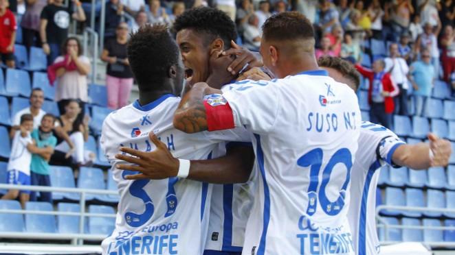 Dónde ver el partido de fútbol Rayo Tenerife 8 abril