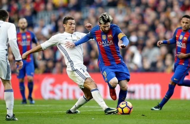 Dónde ver el partido de fútbol Real Madrid Barcelona 23 abril