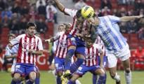 Dónde ver el partido de fútbol Sporting Málaga 5 abril
