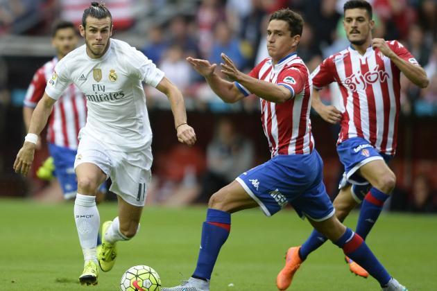 Dónde ver el partido de fútbol Sporting Real Madrid 15 abril
