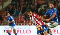 Dónde ver el partido de fútbol Tenerife Girona 15 abril