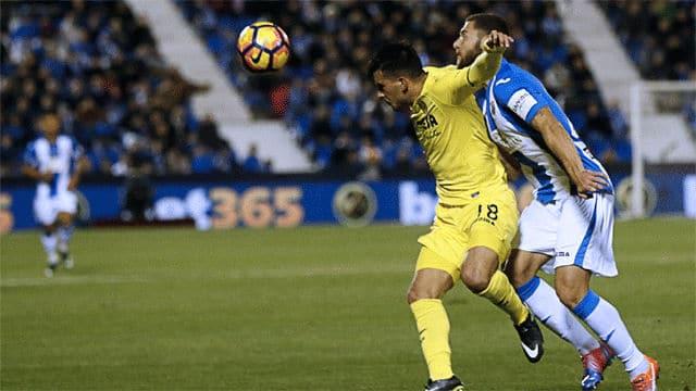 Dónde ver el partido de fútbol Villarreal Leganés 22 abril