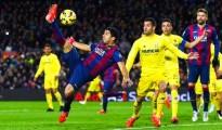 Dónde ver el partido de fútbol Barcelona Villarreal 6 mayo