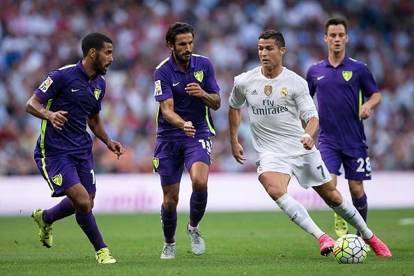 Dónde ver el partido de fútbol Málaga Real Madrid 21 mayo