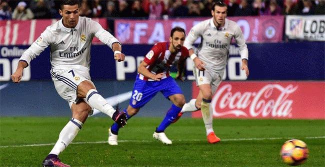 Dónde ver el partido de fútbol Real Madrid Atlético 2 mayo