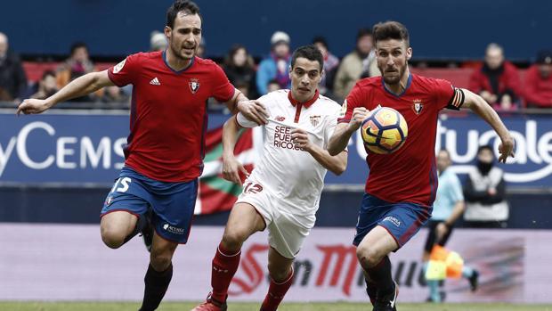 Dónde ver el partido de fútbol Sevilla Osasuna 20 mayo