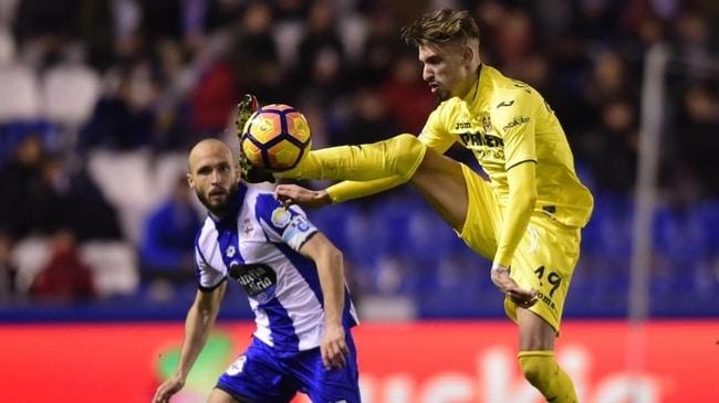 Dónde ver el partido de fútbol Villarreal Deportivo 14 mayo
