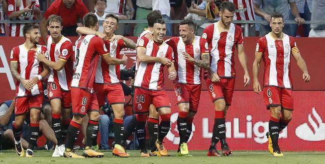 Dónde ver el partido de fútbol Girona Málaga 26 agosto