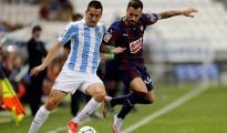 Dónde ver el partido de fútbol Málaga Eibar 21 agosto