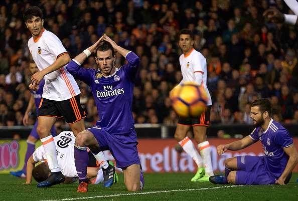 Dónde ver el partido de fútbol Real Madrid Valencia online