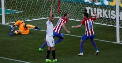 Dónde ver el partido de fútbol Atlético Sevilla 23 septiembre