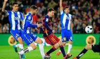 Dónde ver el partido de fútbol Barcelona Espanyol 9 septiembre