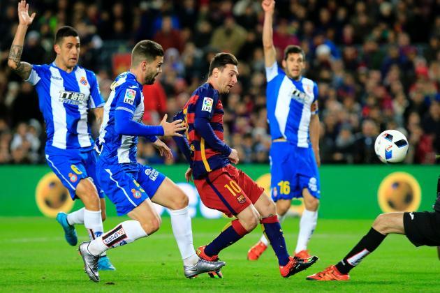 Dónde ver el partido de fútbol Barcelona Espanyol en vivo y en directo
