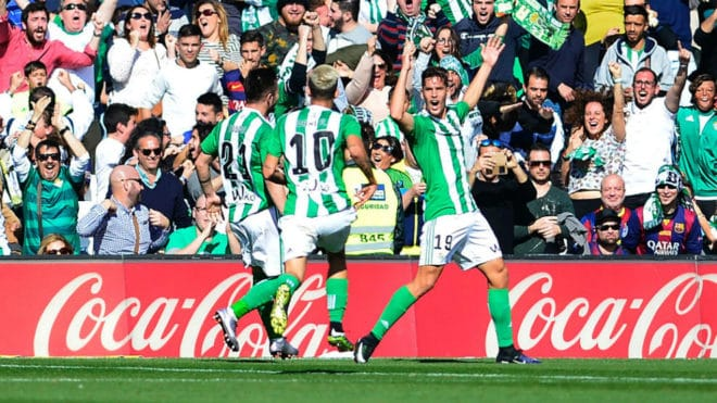 Dónde ver el partido de fútbol Betis Levante online 25 septiembre