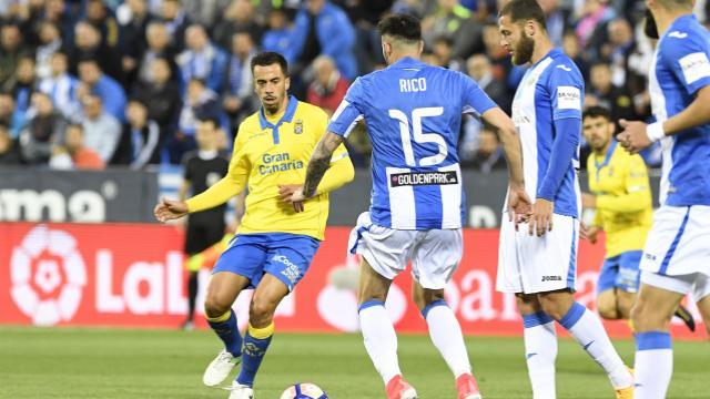 Dónde ver el partido de fútbol Las Palmas Leganés 24 septiembre