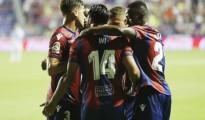 Dónde ver el partido de fútbol Levante Valencia 16 septiembre