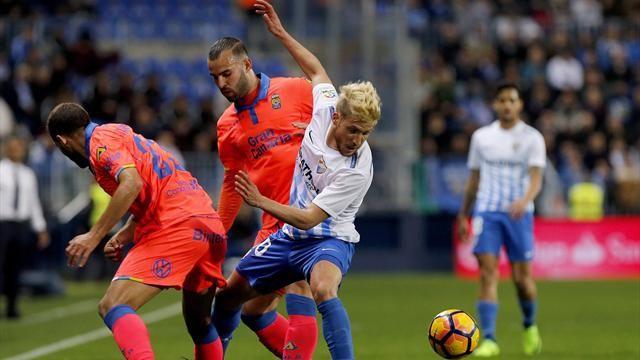 Dónde ver el partido de fútbol Málaga Las Palmas 10 septiembre