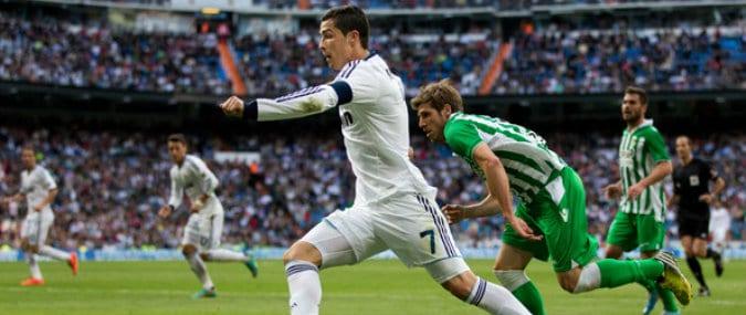 Dónde ver el partido de fútbol Real Madrid Betis 20 septiembre