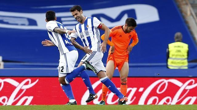 Dónde ver el partido de fútbol Real Sociedad Valencia 24 septiembre