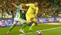Dónde ver el partido de fútbol Villarreal Betis 10 septiembre