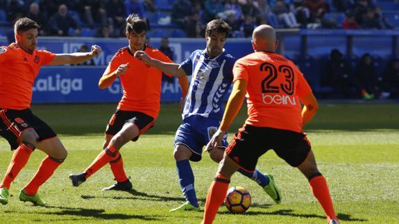 Dónde ver el partido de fútbol Alavés Valencia 28102017