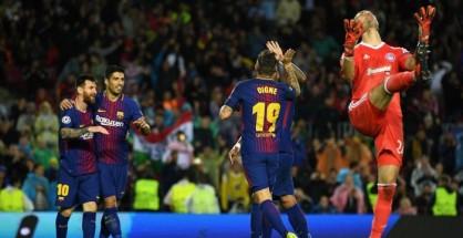 Dónde ver el partido de fútbol Olympiacos Barcelona 31 octubre