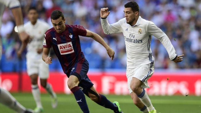 Dónde ver el partido de fútbol Real Madrid Eibar 22 octubre