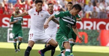 Dónde ver el partido de fútbol Sevilla Leganés 28 octubre