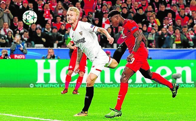Dónde ver el partido de fútbol Sevilla vs Bayern Munich online gratis