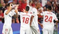 Dónde ver el partido de fútbol Spartak de Moscú Sevilla 17 octubre