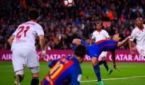 Dónde ver el partido de fútbol Barcelona Sevilla 4 noviembre