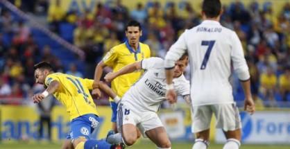 Dónde ver el partido de fútbol Real Madrid Las Palmas 5 noviembre