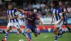 Dónde ver el partido de fútbol Real Sociedad Eibar 5 noviembre