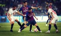 SEVILLA-BARCELONA, FINAL SUPERCOPA DE ESPAÑA 2018